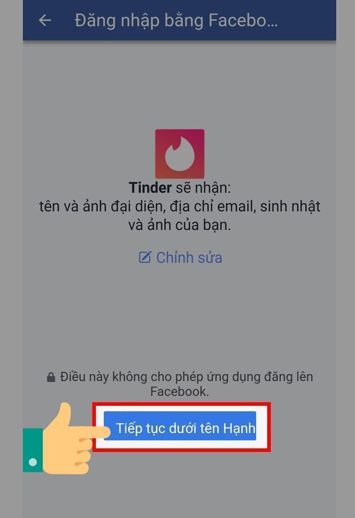 Cách đăng ký tài khoản và sử dụng Tinder nhắn tin và hẹn hò