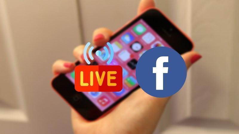Cách Live Stream màn hình điện thoại iPhone lên Facebook không cần cài đặt