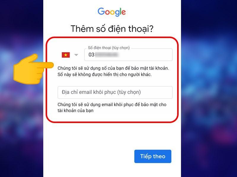 Cách tạo tài khoản Gmail trên điện thoại đơn giản nhất