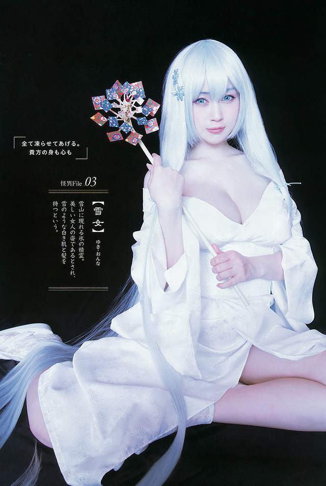 Điểm mặt những cô nàng hot girl siêu phẩm cosplay sở hữu vòng một ấn tượng nhất (P.1)
