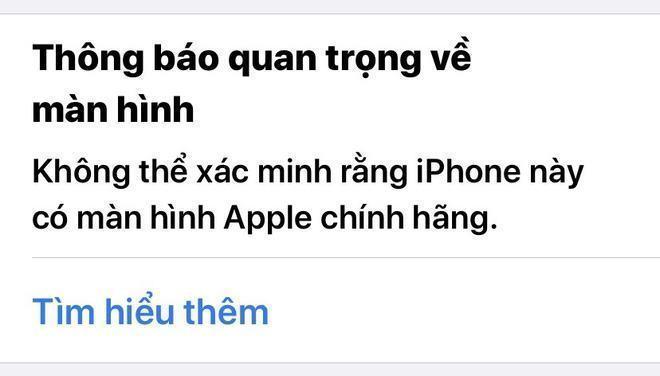 iOS 14.4 sẽ có thể phát hiện iPhone đã bị thay camera, giới sửa chữa iPhone lại được phen điêu đứng
