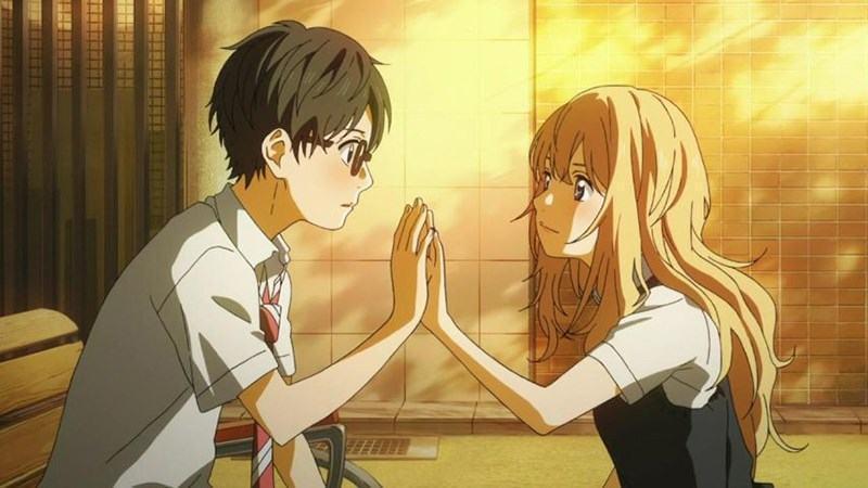 Top 15 Anime học đường, tình cảm lãng mạn hay nhất mọi thời đại