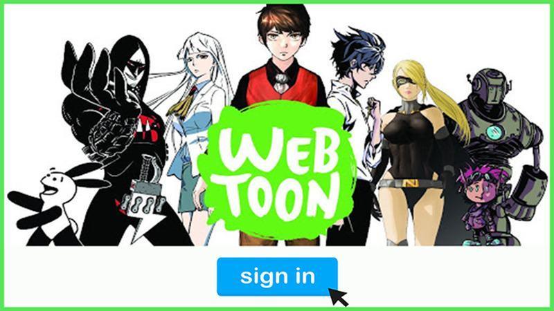 Webtoon là gì? Cách tạo tài khoản Webtoon đọc truyện nhanh, đơn giản