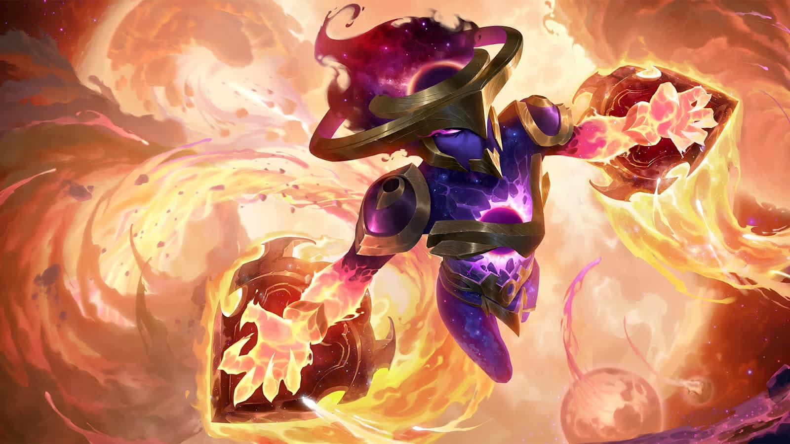 Phát sốt với 4 bộ skin mới trong Huyền thoại Runeterra, nhiều game thủ thắc mắc tại sao không ra mắt trên bản MOBA?