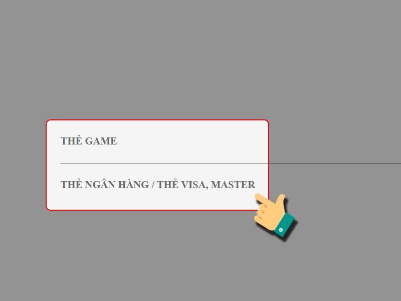 3 Cách nạp thẻ Thợ Săn Ma 3D an toàn, nhanh chóng