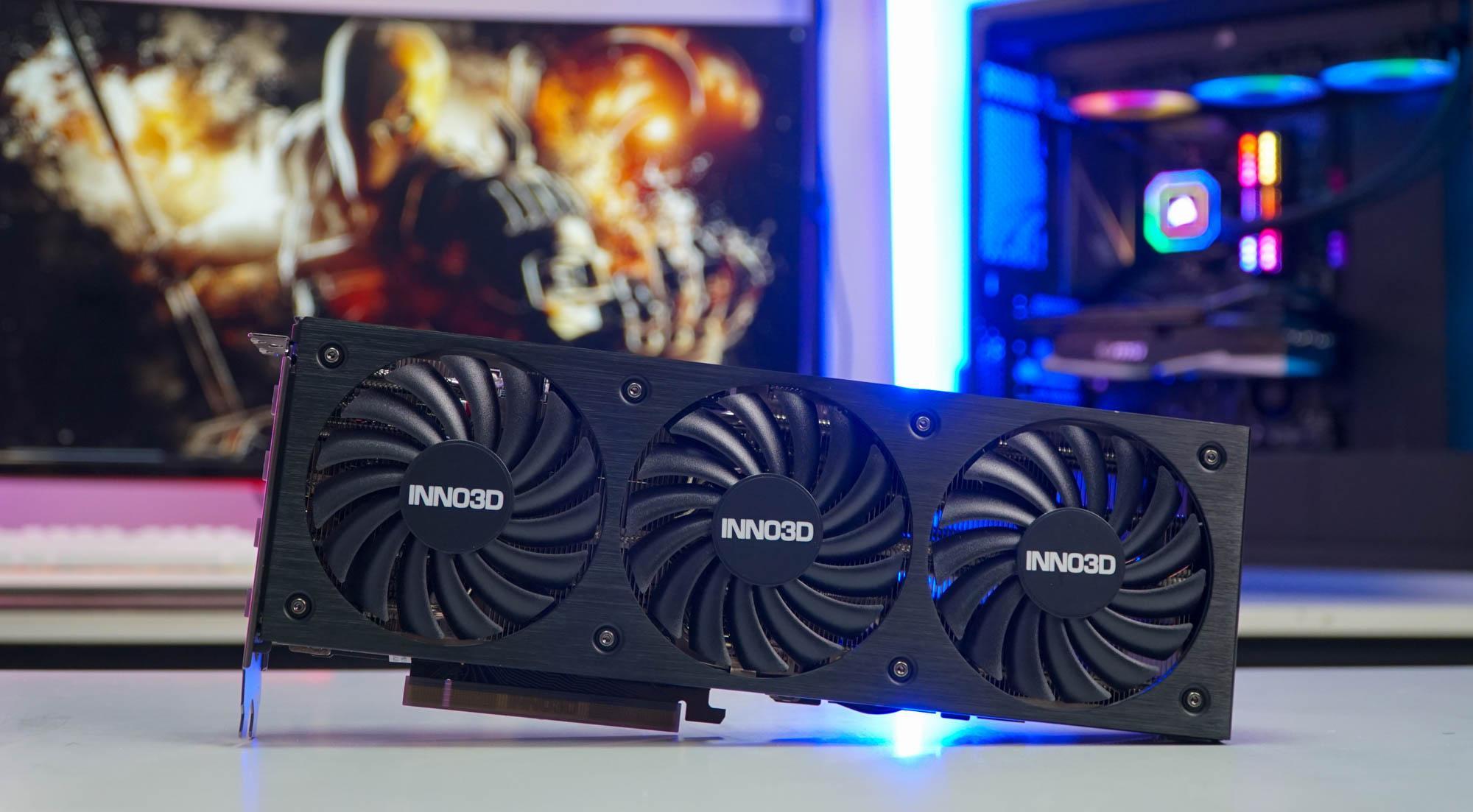 """Đánh giá INNO3D RTX 3070 Ti X3 OC: Chất lượng, siêu mạnh mẽ """"cân tất"""" mọi game AAA"""