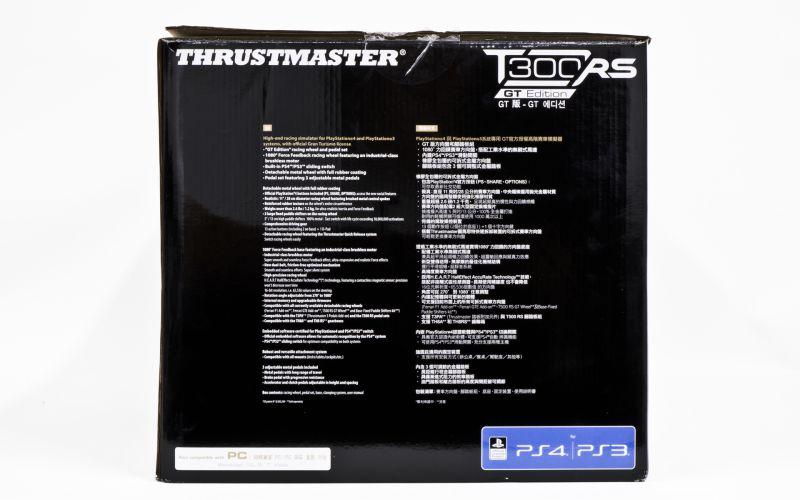 """""""Đập hộp"""" vô lăng gaming ThrustMaster T300 RS: Đẳng cấp lái xe siêu thực"""