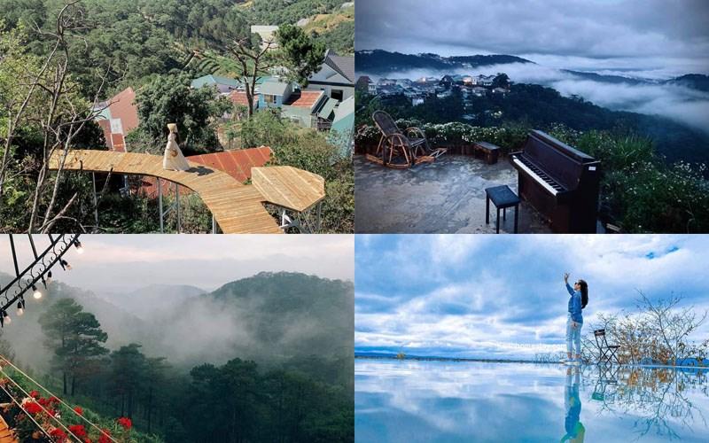 Top 12 địa điểm săn mây ở Đà Lạt hot nhất - Tha hồ sống ảo