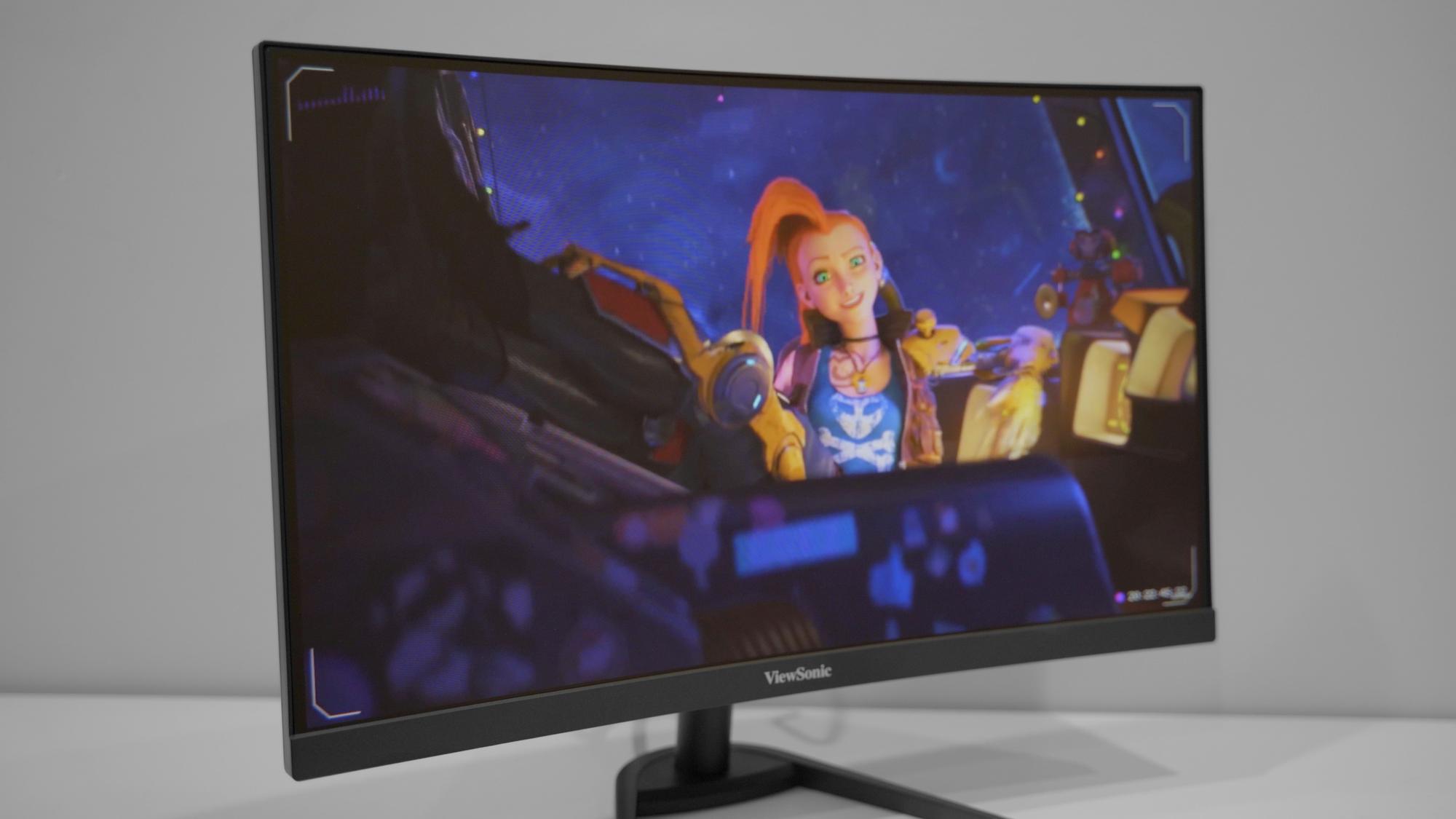 """ViewSonic VX2468-PC-MHD: Màn gaming siêu mượt 165Hz, giá lại còn """"hạt dẻ"""""""