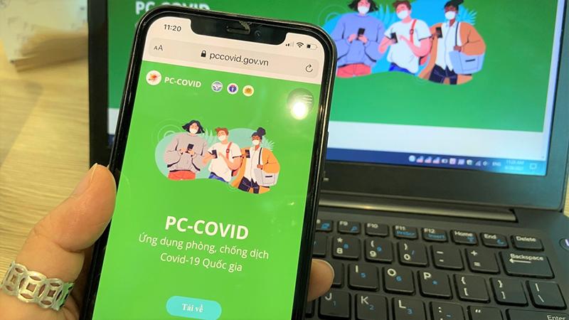 App PC-Covid: Chính thức ra mắt, nhiều tính năng tích hợp
