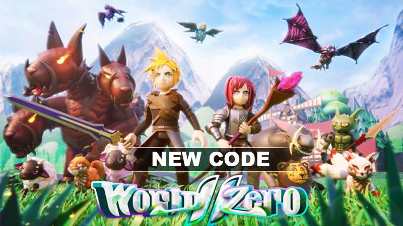 Code World Zero mới nhất 2021: Cách nhập code