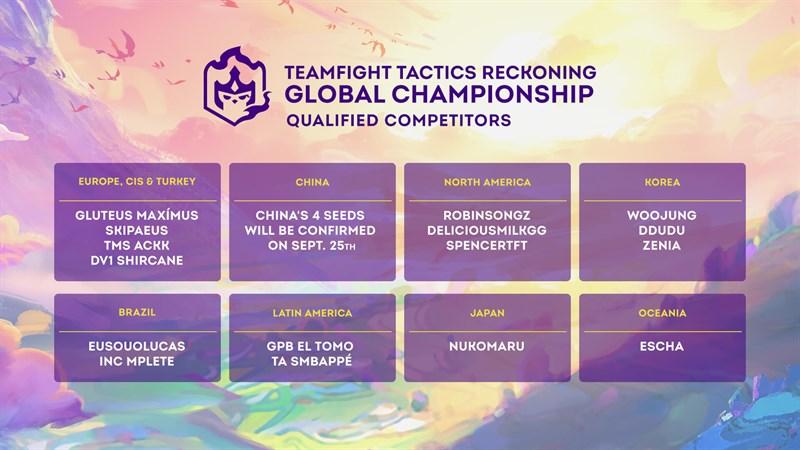 Lịch thi đấu CKTG DTCL 2021 mới nhất: Cập nhật thường xuyên