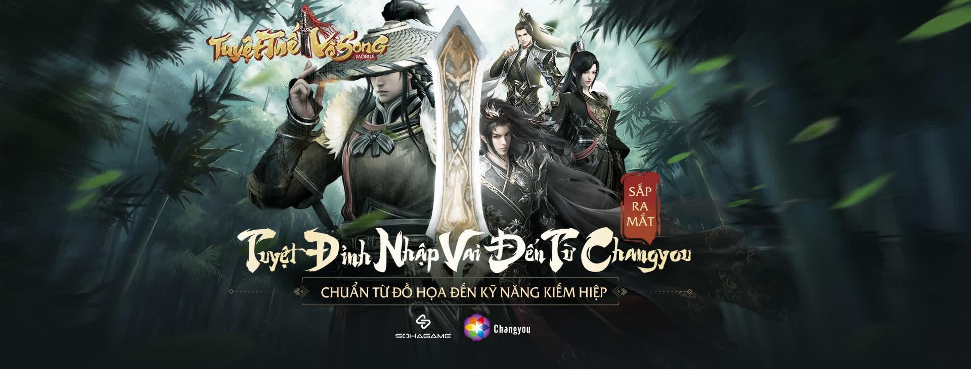 Những tân binh tiềm năng khuấy động BXH game Việt đầu tháng 9