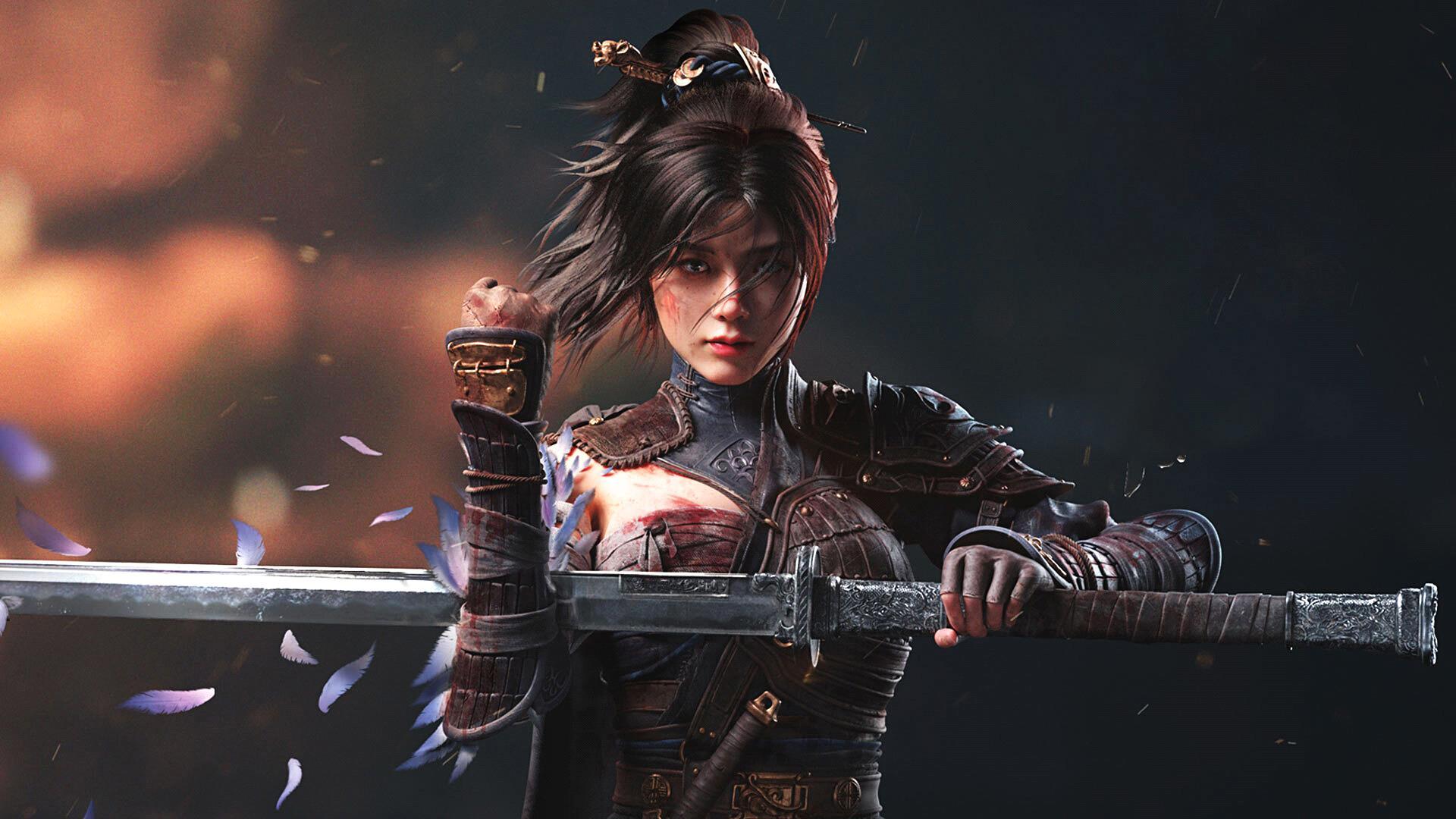 """Xuất hiện game """"Sekiro phiên bản Trung Quốc"""", khó không kém gì Dark Souls"""